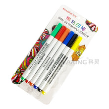 Load image into Gallery viewer, Kearing Iron-On transfer markers - Sublimination Pens - Infusible Ink pens
