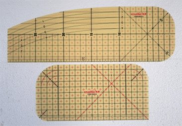 Kearing Hot Ironing Ruler