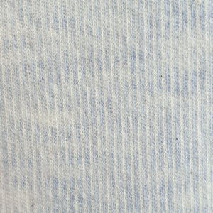 Pastel Blue Marle - 2 way stretch 100% Cotton Jersey Fabric