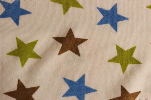 Stars - 2 way stretch 100% Cotton Jersey - You've Got Me In Stitches