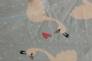 Blue Swans - 2 way stretch 100% Cotton Jersey