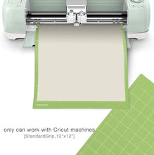 "Load image into Gallery viewer, MAKNTO Cutting Mats - suitable for Cricut - 12""x12"" (30cm x 30cm) - You've Got Me In Stitches"