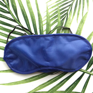 Blank Eye Masks - Various Colours