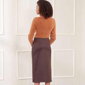 New Look Sewing Pattern N6690 Misses' Skirts