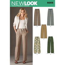 Load image into Gallery viewer, New Look Pattern 6005 Misses' Pants - You've Got Me In Stitches