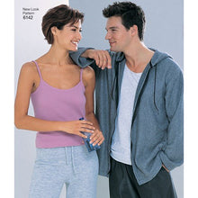 Load image into Gallery viewer, New Look Pattern 6142 Misses' & Men's Separates