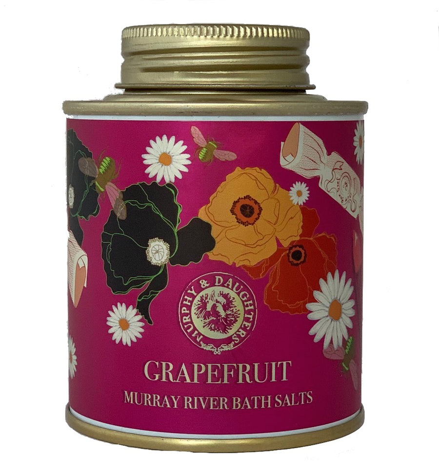 Bath Salts - Grapefruit