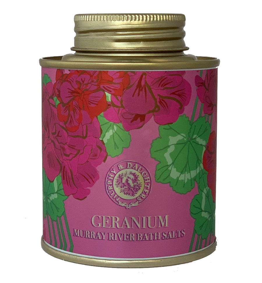 Bath Salts - Geranium