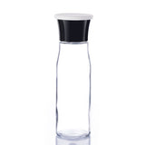 LocoCook® Carafe With Ice Crystals 850ml (Black) - Drinkware Collection