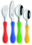 CS KOCHSYSTEME Babeny Kids Cutlery (Set of 4)