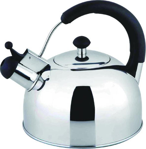 CS KOCHSYSTEME Lich Water Kettle with Whistle, 3000ml
