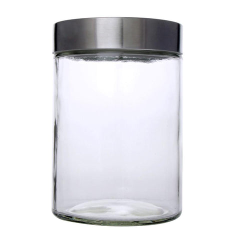 Classic Round Glass Jar 1250ml - Timeless Collection