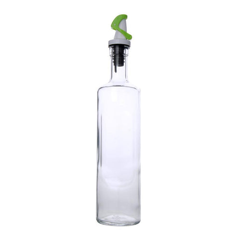 Gravity Lid Oil Bottle 500ml (Green) - Modern Collection