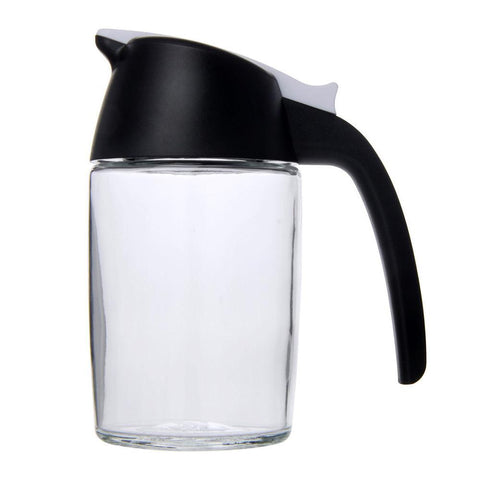Honey Syrup Dispenser 250ml (Black) - Modern Collection