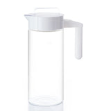 LocoCook® Multipurpose Jar/Pitcher With Three Attachments 1300ml (White) - Drinkware Collection