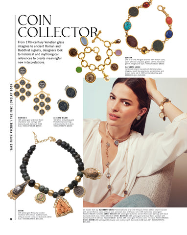 Coin Collector by Saks