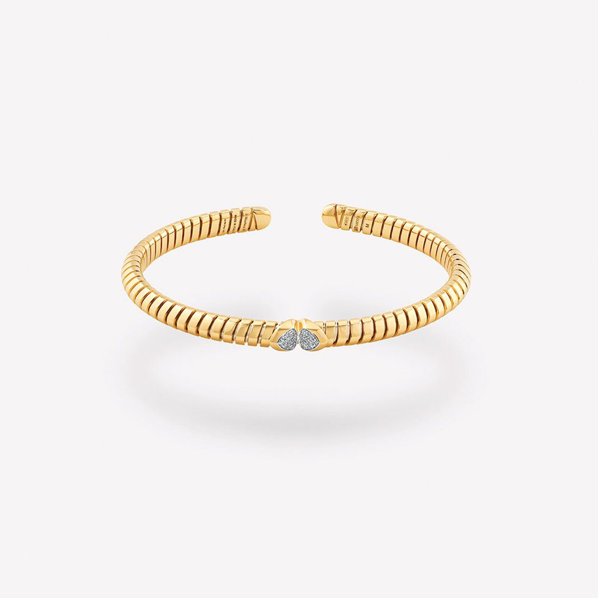 marinab.com, Trisolina Pavé Diamond Bangle