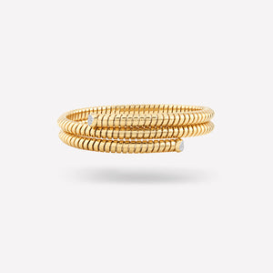 marinab.com, Trisolina Triple Pavé Diamond Bangle