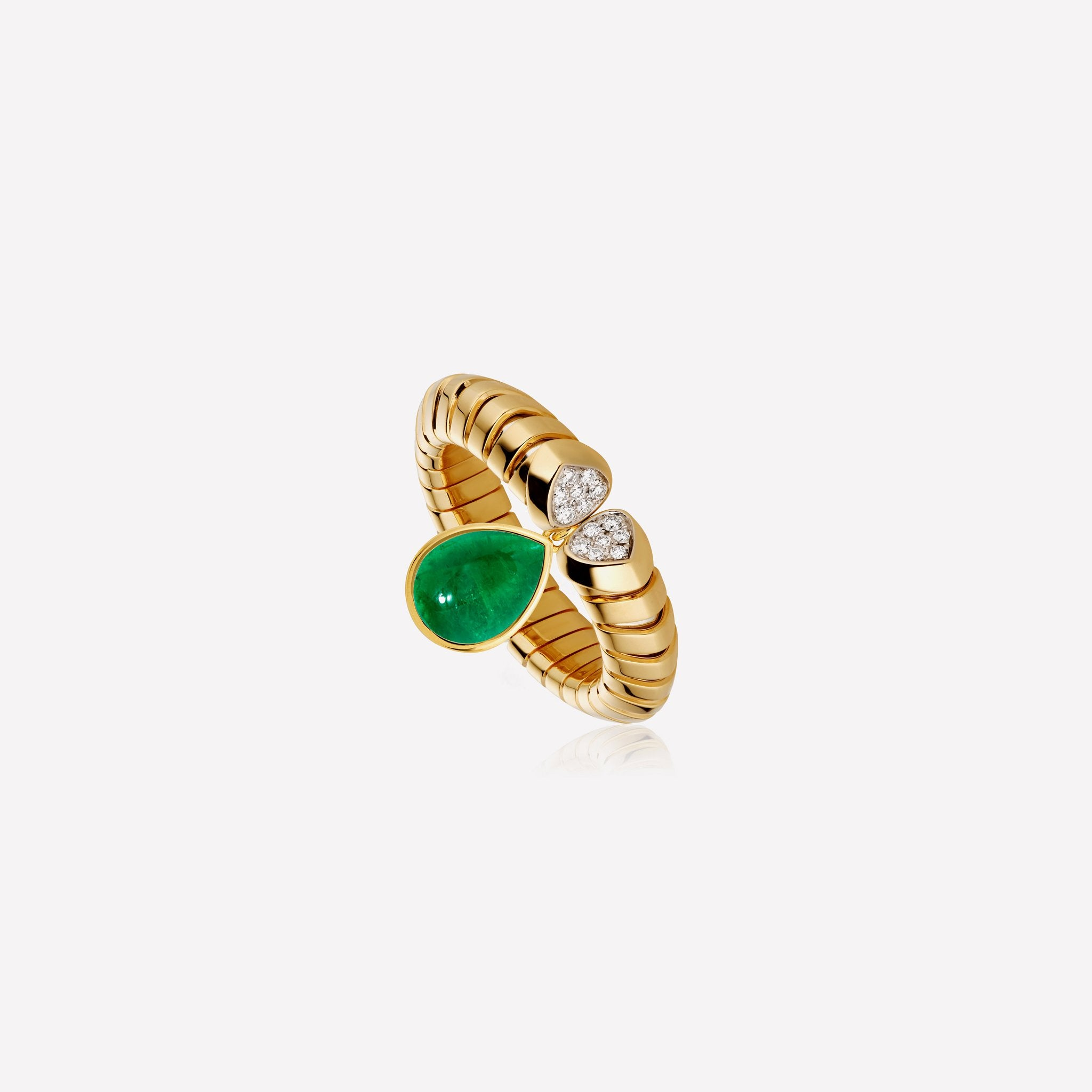marinab.com, Trisolina Muzo Emerald Ring