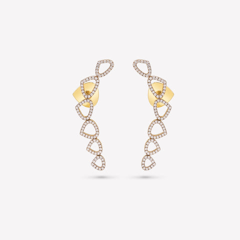 marinab.com, Trina Short Earrings