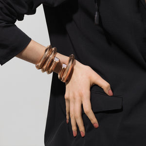 marinab.com, Trisola Rose Gold Triple Cuff