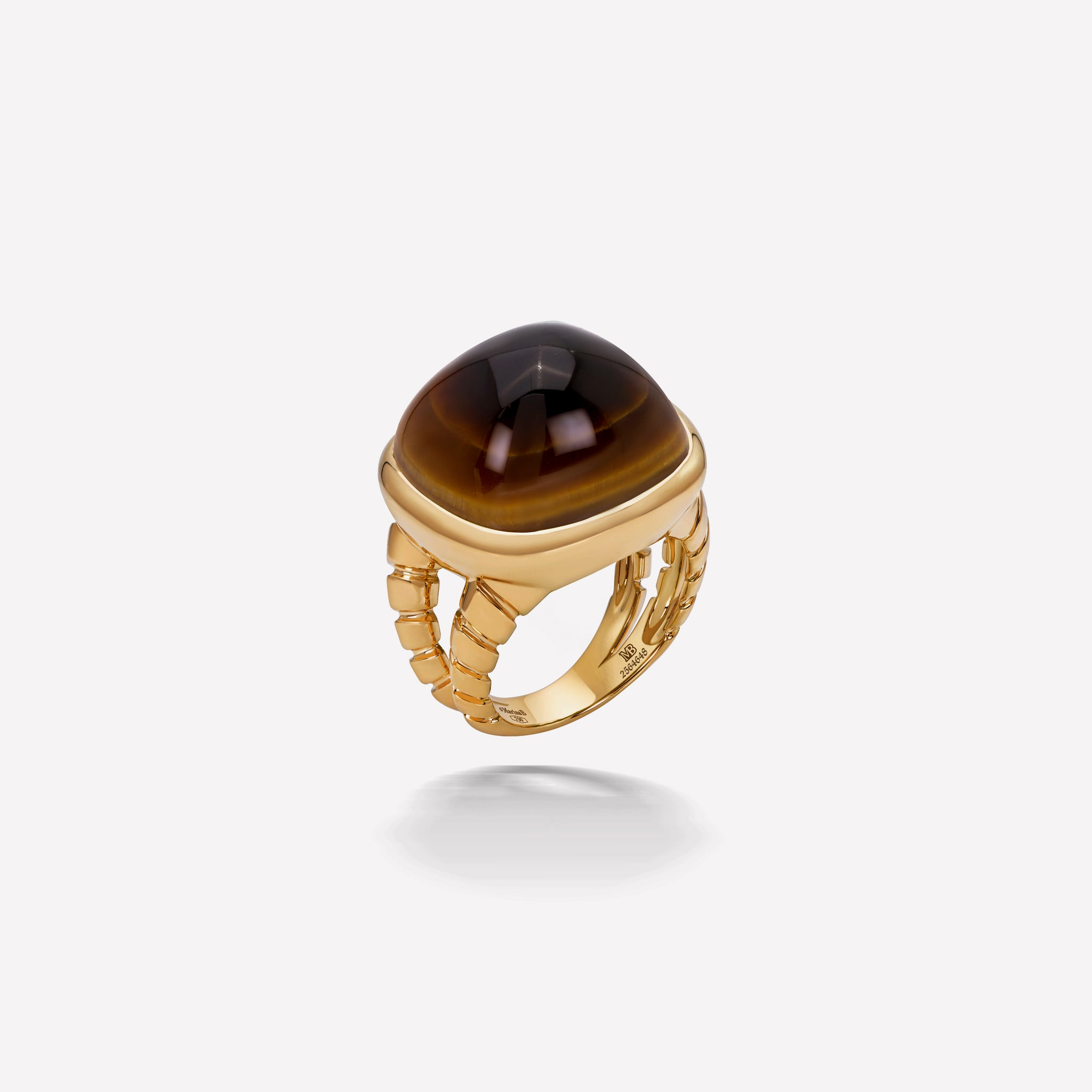 marinab.com, Tigella Tigers Eye Ring