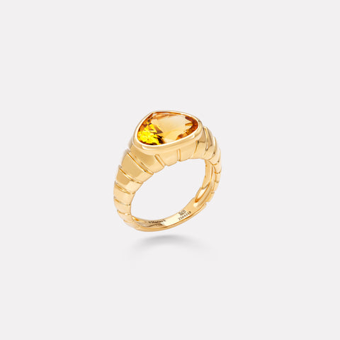 marinab.com, Timo Citrine Ring