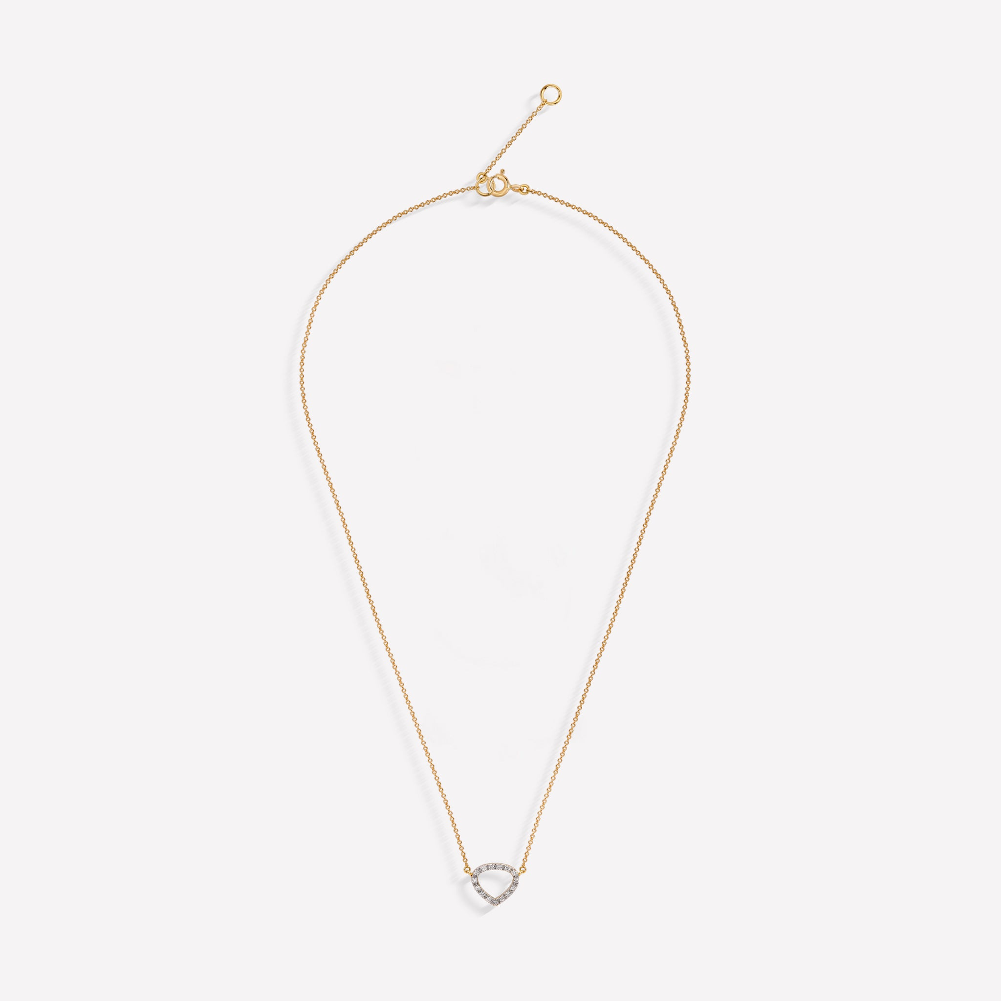marinab.com, Trina Chain Necklace