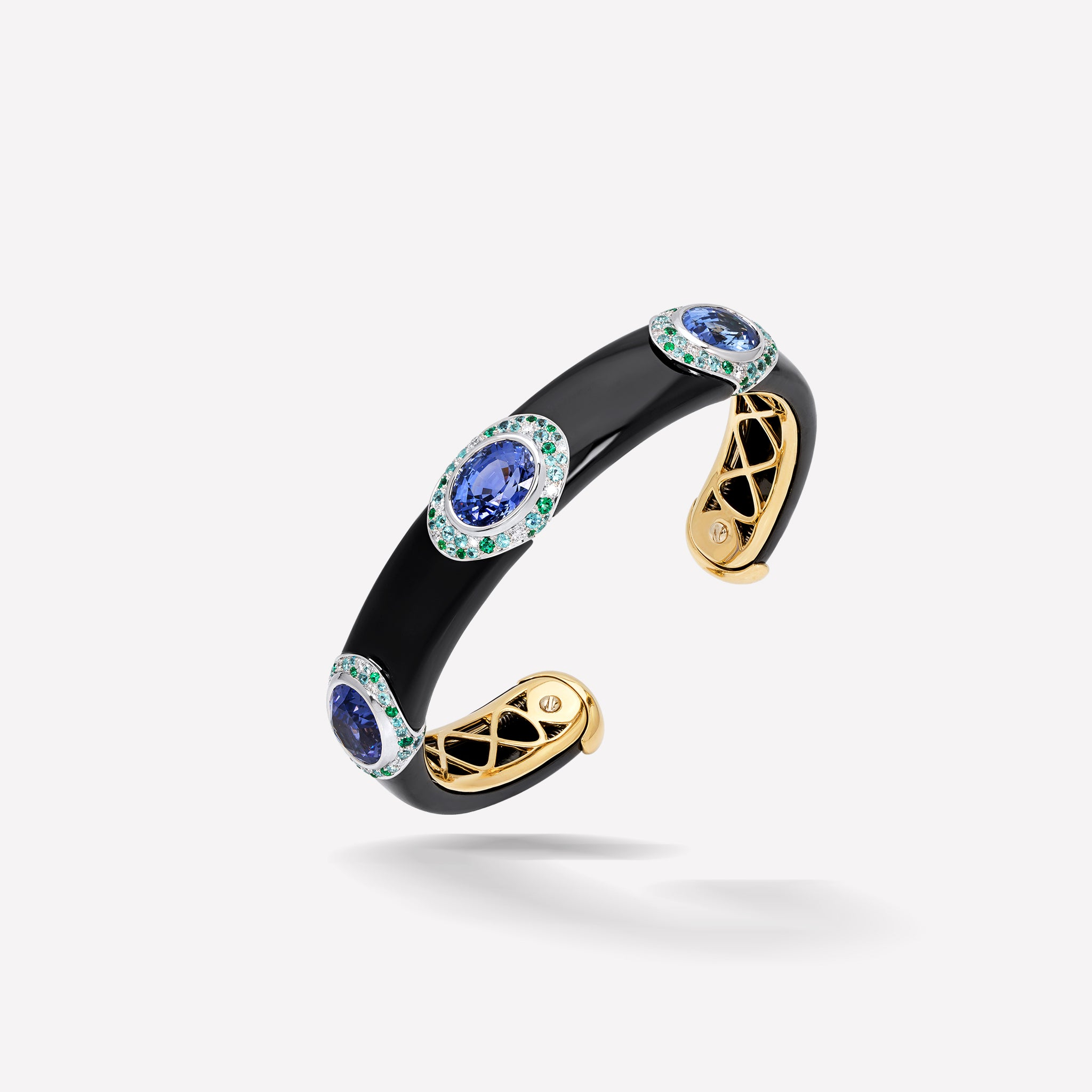 marinab.com, Lalli Blue Bangle