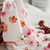 Organic Muslin Wrap - Poppy-Swaddles & Wraps-Snuggle Hunny Kids-Little Soldiers