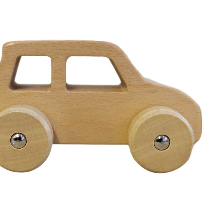 Chunky Car - Natural-Toys-Discoveroo-Little Soldiers