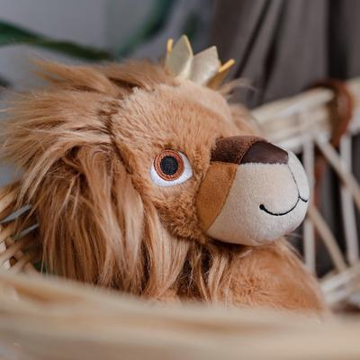 Animal Plush Toy - Rafiki Lion Best Mate-Soft Toys-O.B Designs-Little Soldiers