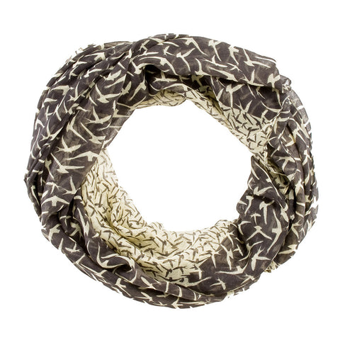 Birds of Paradise Infinity Scarf