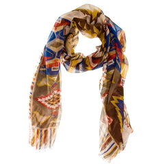 Sedona Scarf--Earth