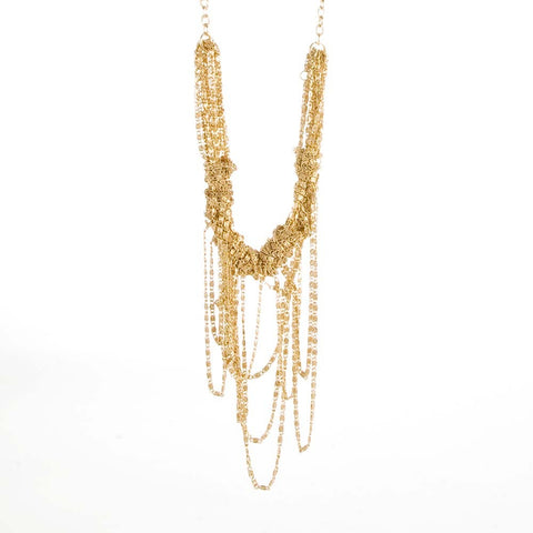 Tangled Chain Necklace