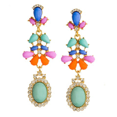 Vintage Glam Earrings