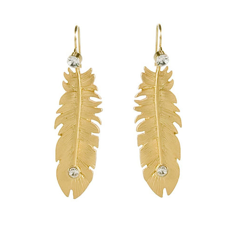 Quick as a Feather Earrings