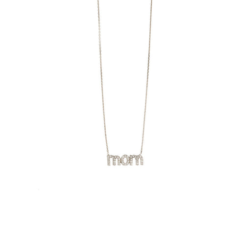Mother Knows Best Necklace