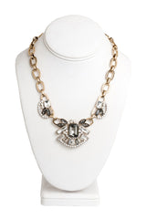 Vintage Glam Rock Necklace