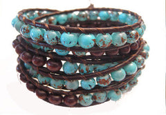 Country Western Wrap Bracelet by Willamy