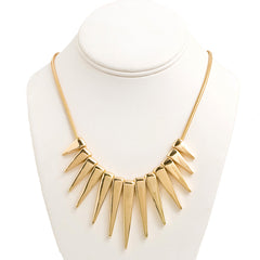 Spike Sophisticate Necklace