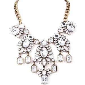 Glitz 'n Glam Antiqued Chain Necklace