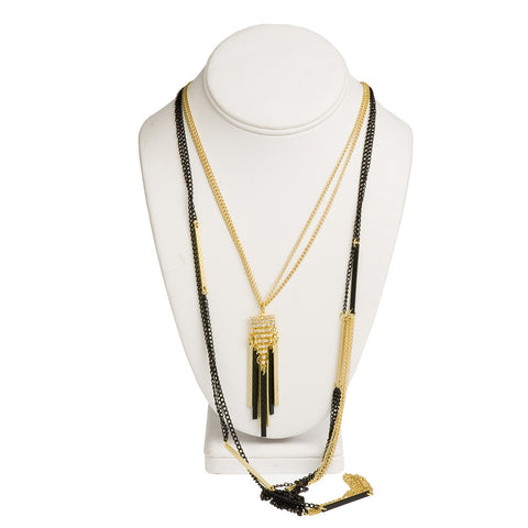 Gatsby's Gold Necklace