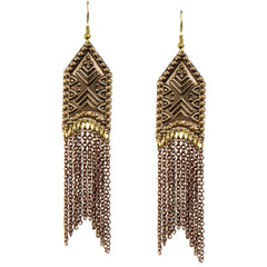 Fara Fringe Earrings