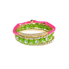 Bright 'n Bling Bracelet Stack