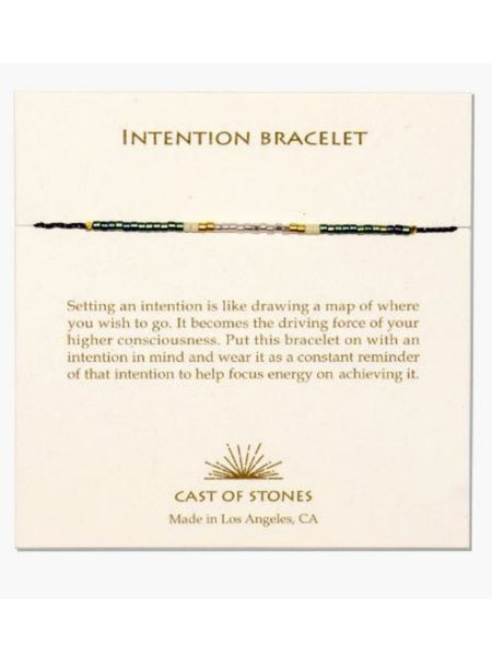 Intention Bracelet - Indian Summer
