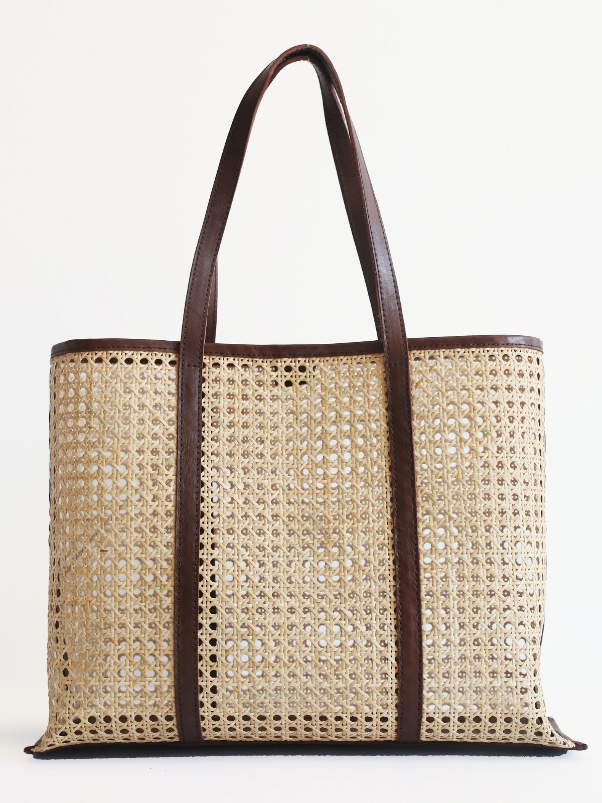 Margot Tote - Large - Chocolate