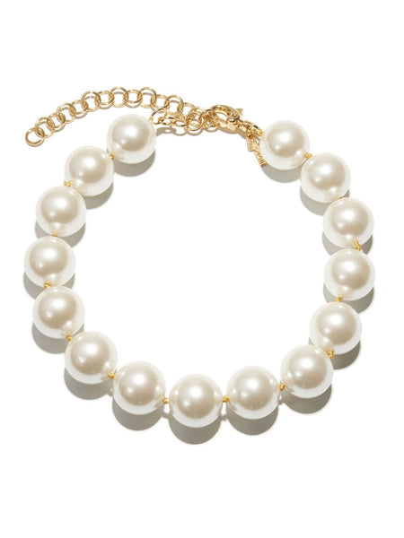 Oversized Pearl Necklace