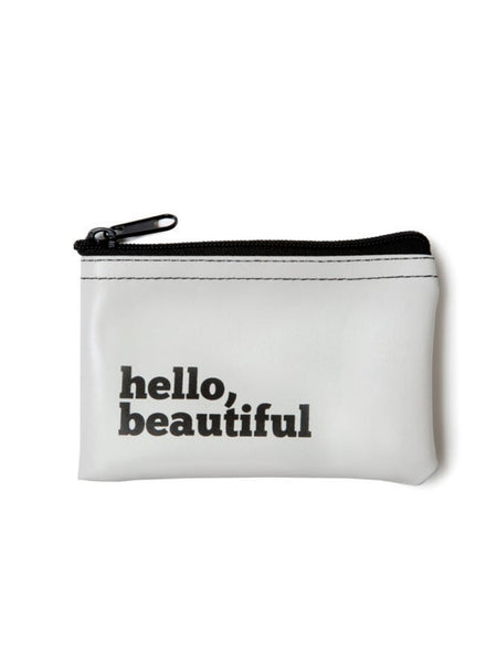 Hello, Beautiful Zip Pouch