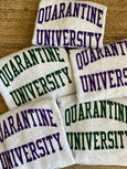 Quarantine University Crewneck - Green